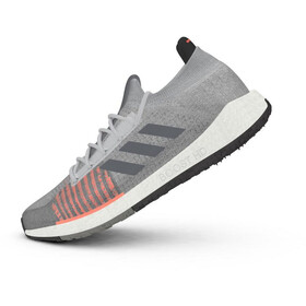 adidas Pulseboost HD Shoes Men grey two/grey six/signal coral